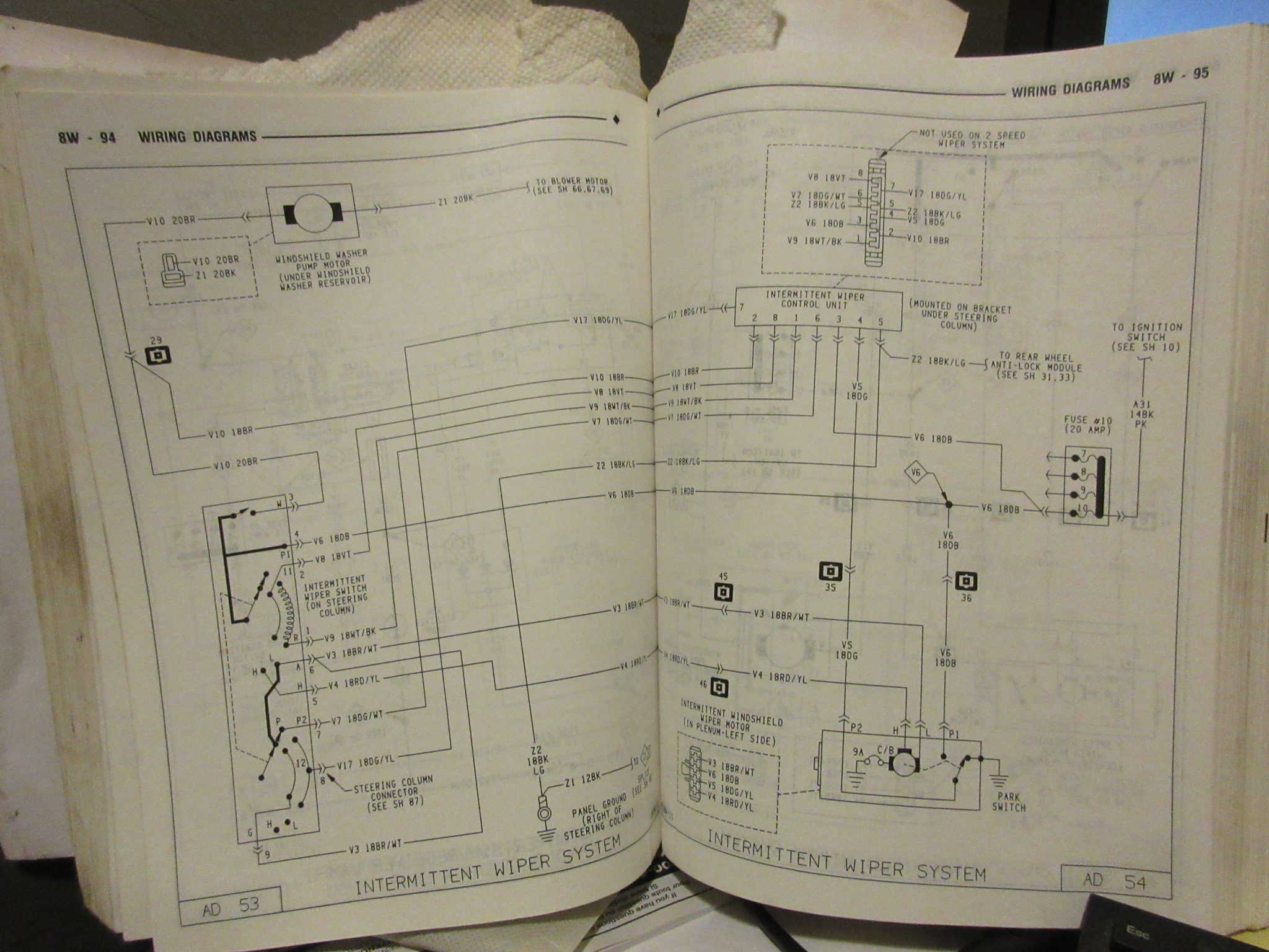 steering column wiring diagrams | Dodge Ram Cummins Diesels and MoparDodge Ram Cummins Diesels and Mopar