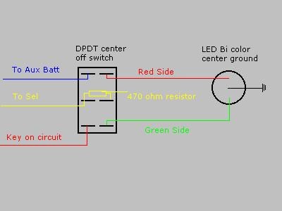 2 batteries isolator solenoid switch page 2 dodge diesel here is the diagram for the control switch