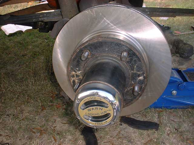 Ramchargercentral Com Articles How To Replace Rotors
